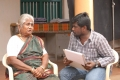 SR Prabhakaran at Sundarapandian On Location Stills