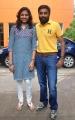 Lakshmi Menon, Sasikumar at Sundarapandian Press Meet Stills
