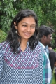 Heroine Lakshmi Menon at Sundarapandian Movie Press Meet Stills