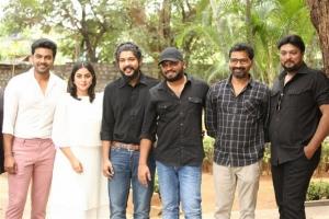 Sundari Movie Press Meet Stills