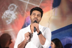 Actor Arjun Ambati @ Sundari Movie Press Meet Stills