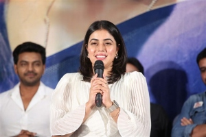 Actress Poorna @ Sundari Movie Press Meet Stills