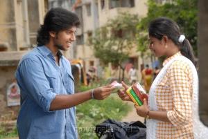 Irfan, Arundhati in Sundattam Movie Stills