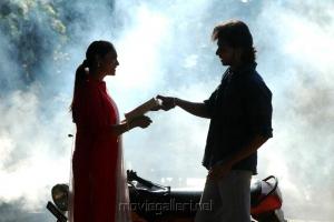 Arundhati, Irfan in Sundattam Tamil Movie Stills