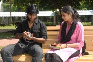 Irfan, Arundhati in Sundattam Movie Photos
