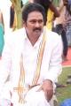 Actor Krishna Bhagavan @ Sunil N Shankar Movie On Location Photos