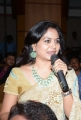 Telugu Singer Sunitha Cute Photos in Saree