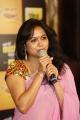 Singer Sunitha Photos @ Mirchi Music Awards 2014 Press Meet