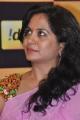 Singer Sunitha Upadrasta Photos @ Mirchi Music Awards 2014 Press Meet