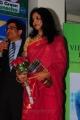 Telugu Singer Sunitha Kota Silk Saree Stills