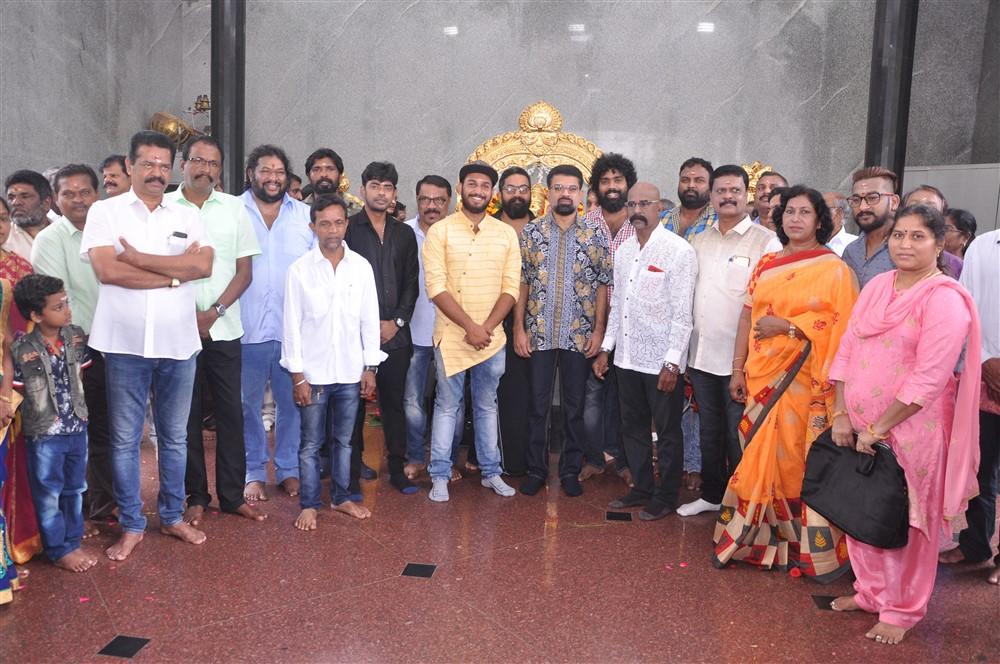 Super Ponnu Sumarana Paiyan Movie Launch Stills