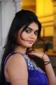 Telugu Actress Supriya Hot Photos in Blue Dress