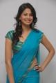 Telugu Actress Supriya Shailaja Hot Saree Stills
