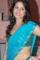 Supriya Shailaja Hot Saree Stills