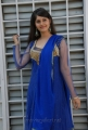 Telugu Actress Surabhi Photo Shoot Stills in Blue Churidar