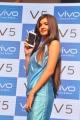 Surabhi and Pooja Sree unveils Vivo Global's V5 Smartphone at Park Hyatt, Hyderabad