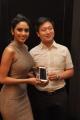 Pooja Sree unveils Vivo Global's V5 Smartphone Photos