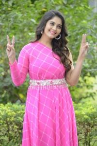 Actress Surbhi New Images @ Sashi Okey Oka Lokam Nuvvey Song Success Celebrations