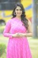 Sashi Movie Actress Surbhi Puranik New Images in Pink Dress