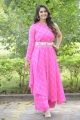Sashi Movie Actress Surbhi Puranik New Images in Pink Dress