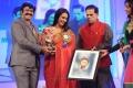 Actress Surekha Vani got 2012 TSR TV9 Best Comedian ( Female) Award