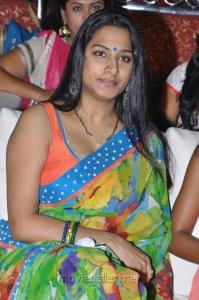 Surekha Vani in Saree Hot Stills at Saradaga Ammayilatho Audio Launch