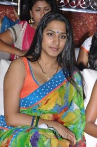 Surekha Vani Hot Saree Stills at Saradaga Ammayitho Audio Launch