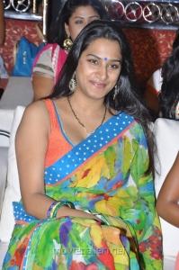 Surekha Vani Hot Saree Stills at Saradaga Ammayitho Audio Release
