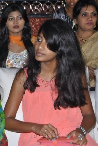 Surekha Vani Daughter Supritha Photos @ Saradaga Ammaitho Audio Launch