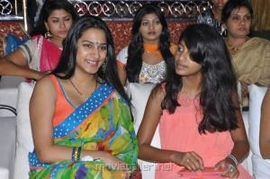Surekha Vani with her Daughter Supritha at Saradaga Ammayitho Audio Release