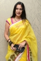 Surekha Vani Hot Images in Saree @ Yevadu Press Meet