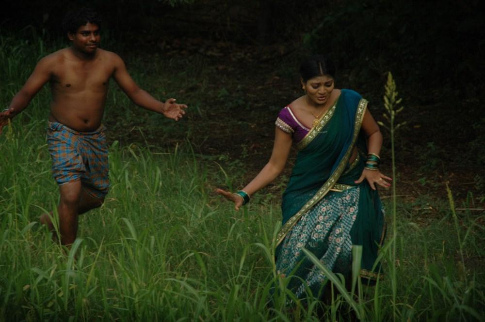 Soumya, Subhash Rayal in Suri vs Varalakshmi Telugu Movie Stills