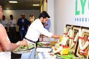 Actor Suriya 37 Movie Pooja at London Photos