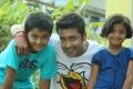 Master Nishesh, Suriya, Baby Vaishnavi in Haiku Tamil Movie Stills