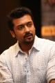 Actor Suriya Interview Photos about Yamudu 3 (S3) Movie