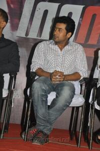 Actor Suriya at Maatraan Press Meet