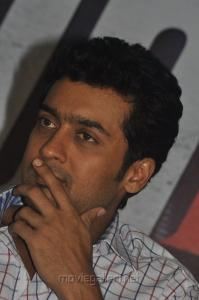 Actor Surya at Maatraan Press Meet