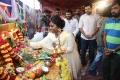 Vasuki Bhaskar @ Suriya Venkat Prabhu Movie Pooja Stills