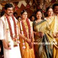 Surya and Jyothika @ Karthi Wedding Photos