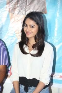 Actress Thridha Choudhary @ Surya Vs Surya Movie Success Meet Photos