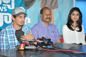 Surya Vs Surya Movie Success Meet Photos