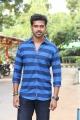 Vikranth @ Suttu Pidikka Utharavu Movie Pooja Stills
