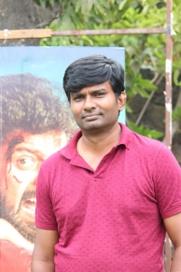 Director Ramprakash Rayappa @ Suttu Pidikka Utharavu Press Meet Stills