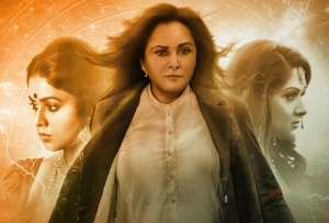 Poorna, Jayaprada, Sakshi Chowdary in Suvarna Sundari Movie Stills HD