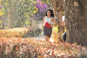 Actress Sakshi Chowdary in Suvarna Sundari Movie Stills HD