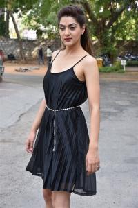 Actress Sakshi Chowdary @ Suvarna Sundari Movie Pre Release Event Stills