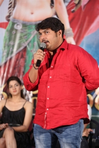 Music Director Sai Karthik @ Suvarna Sundari Movie Pre Release Event Stills