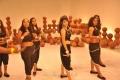 Actress Prathista at Suvasame Movie Shooting Spot Stills