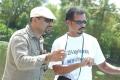 Director Jayan & James Chris Cinematographer in Suzhal Movie Stills