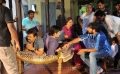 Venkatesh, Mahesh Babu at SVSC Latest Working Stills